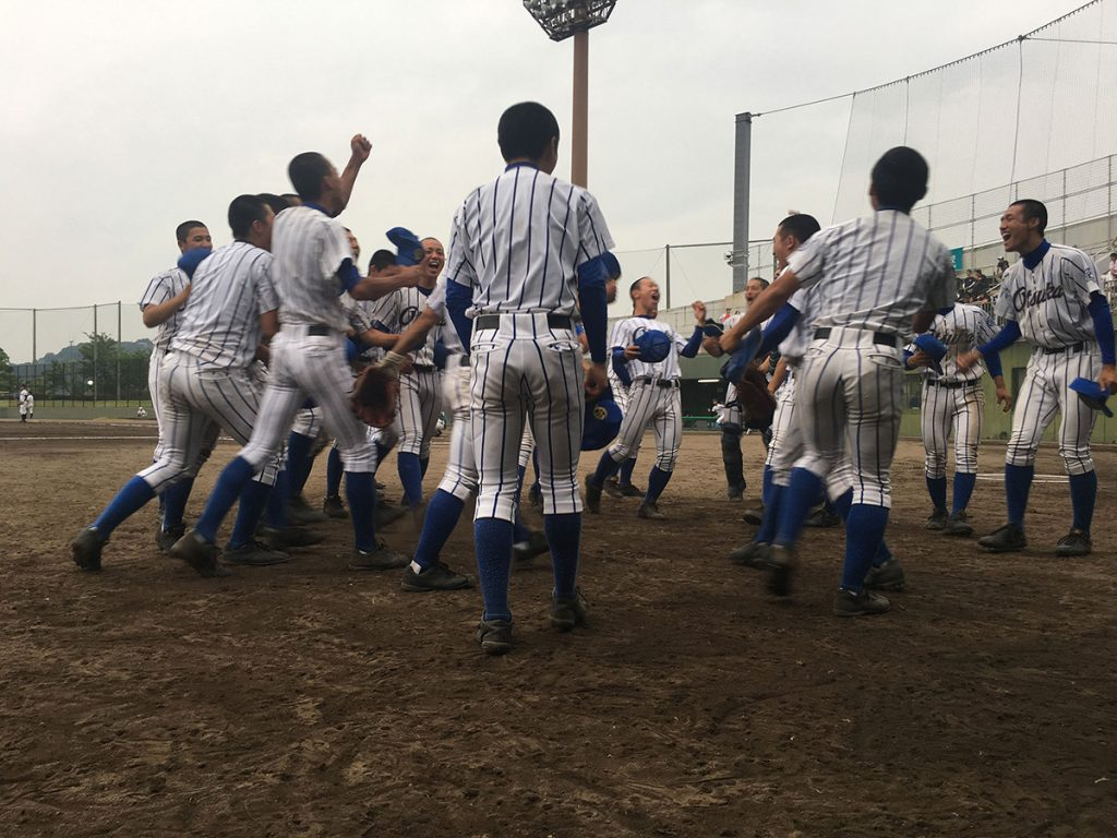 硬式野球部ブログ写真