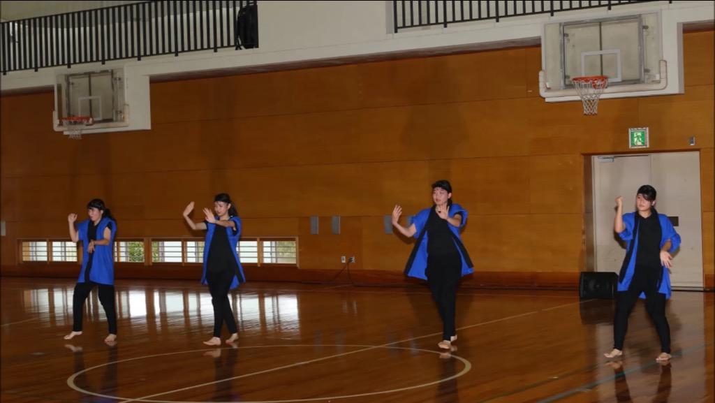 ダンス部部活ブログ画像