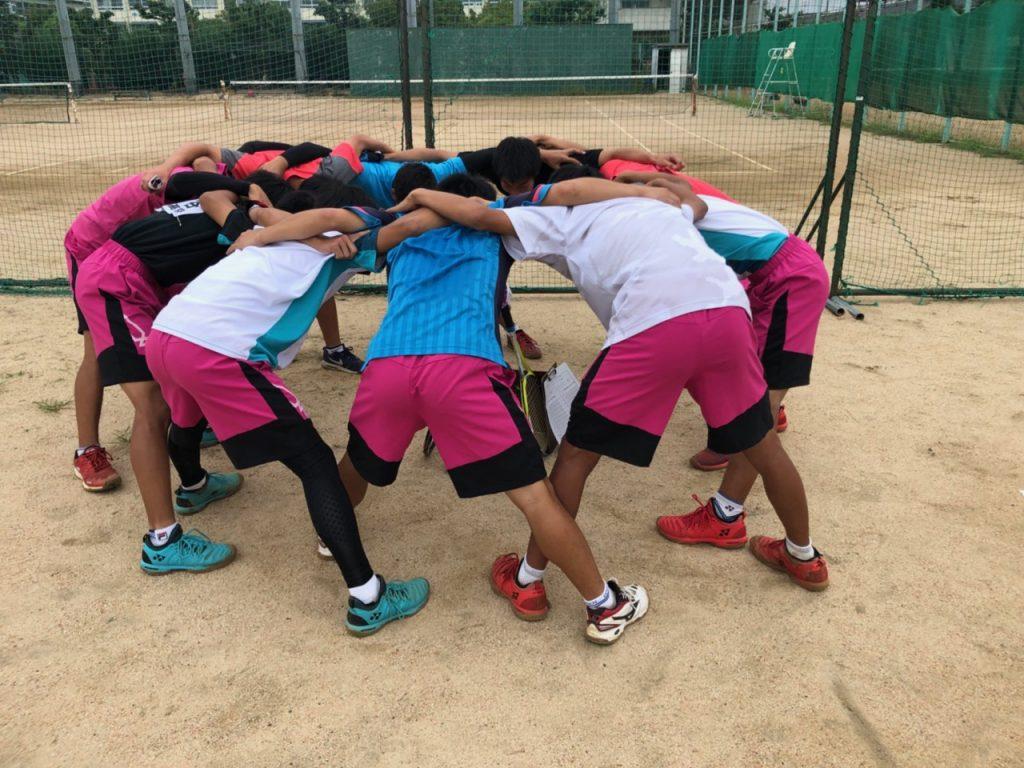 ソフトテニス部ブログ画像