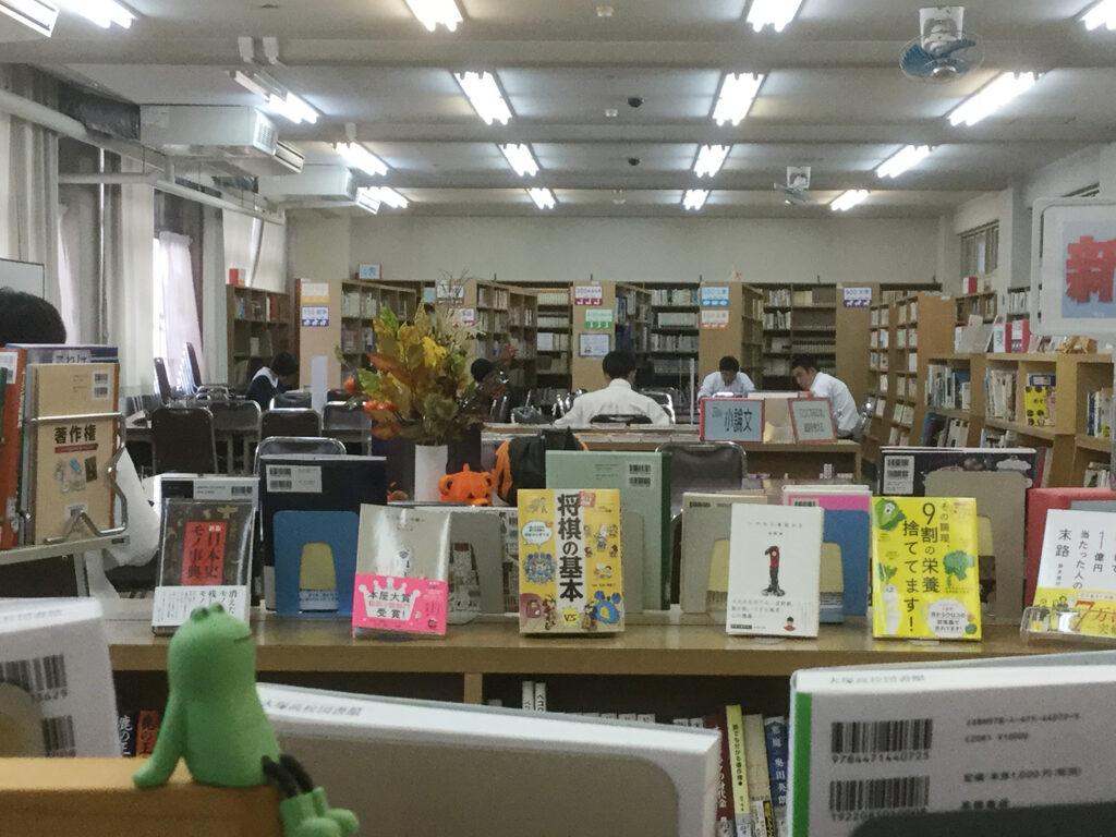 図書室写真3